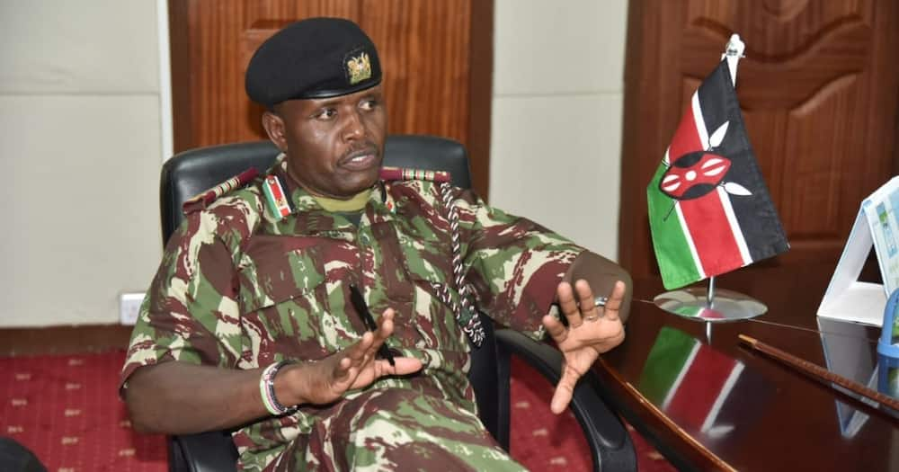 """George Natembeya asks Kapedo bandits to show up: """"We want to have serious discussion"""""""