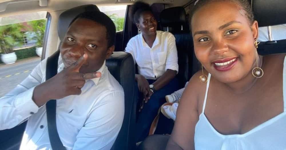 Jackpot millionaire Samuel Abisai, family enjoy lavish day out at Nairobi hotel on his birthday