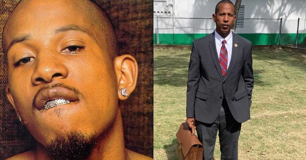 Shyne Barrow is eyeing the Belize PM seat.