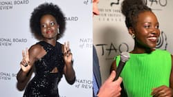 Lupita Nyong'o Thanks Mum for Teaching Her How to Shower Everyday