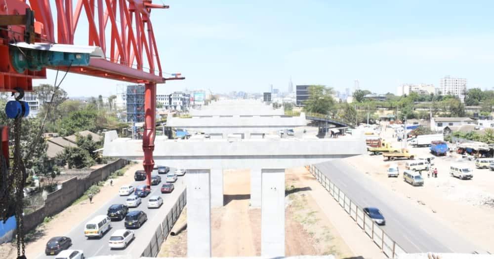 KeNHA to Close Section of Uhuru Highway at Nyayo Stadium over the Weekend