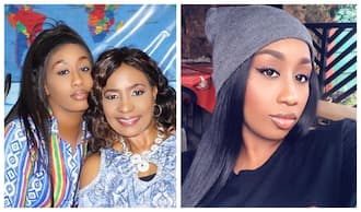 Nigeria-based Kenyan singer victoria Kimani confronts parents for failing to teach her Swahili