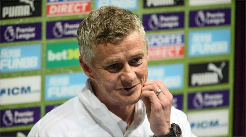 Solskjaer leads Manchester United to set unprecedented record for the first time in history