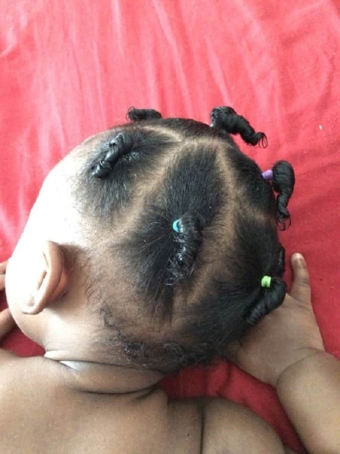 baby hairstyles, hairstyles for infants, infant hairstyles, baby girl hairstyles