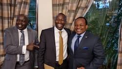 Mbunge Ngunjiri Aweka Kando Tofauti za Kisiasa, Akutana na Mwenzake wa Kiambaa