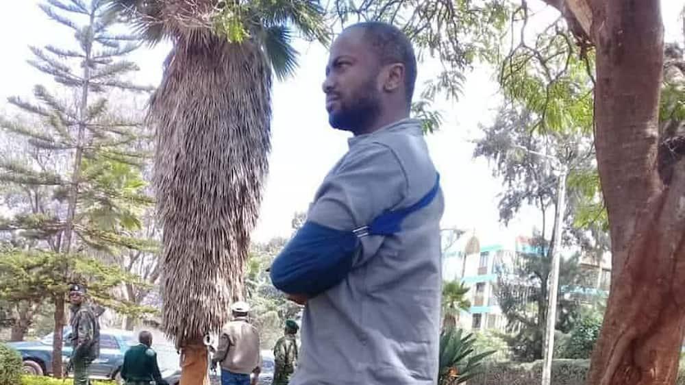 Picha za Jowie zaonyesha hali si mbaya korokoroni