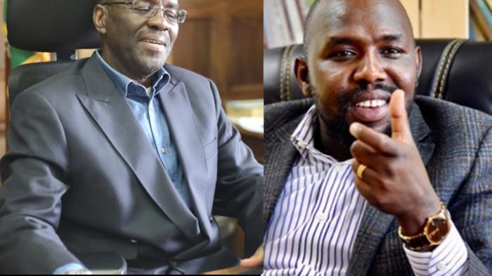 Aliyekuwa jaji mkuu Willy Mutunga amuunga mkono Murkomen