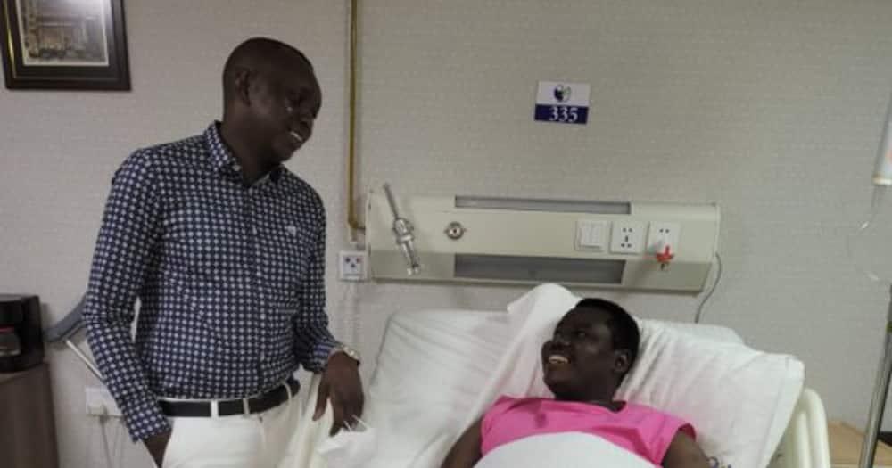 Mbunge wa Ainabkoi William Chepkut Alazwa Hopitalini Baada ya Kuanguka