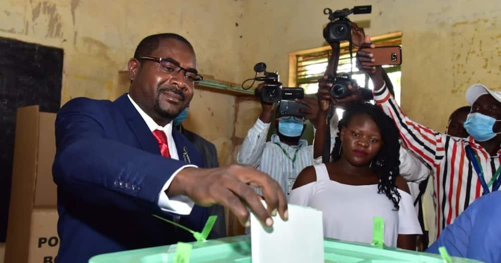 Peter Nabulindo wins Matungu MP-elect as ANC retains seat
