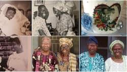 Couple Celebrates 60th Wedding Anniversary, Light Up Social Media with Cute Photos