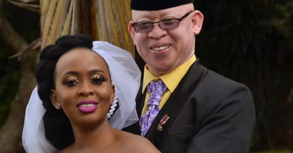 Isaac Mwaura's wife says she's afraid of pregnancy after losing two of her triplets