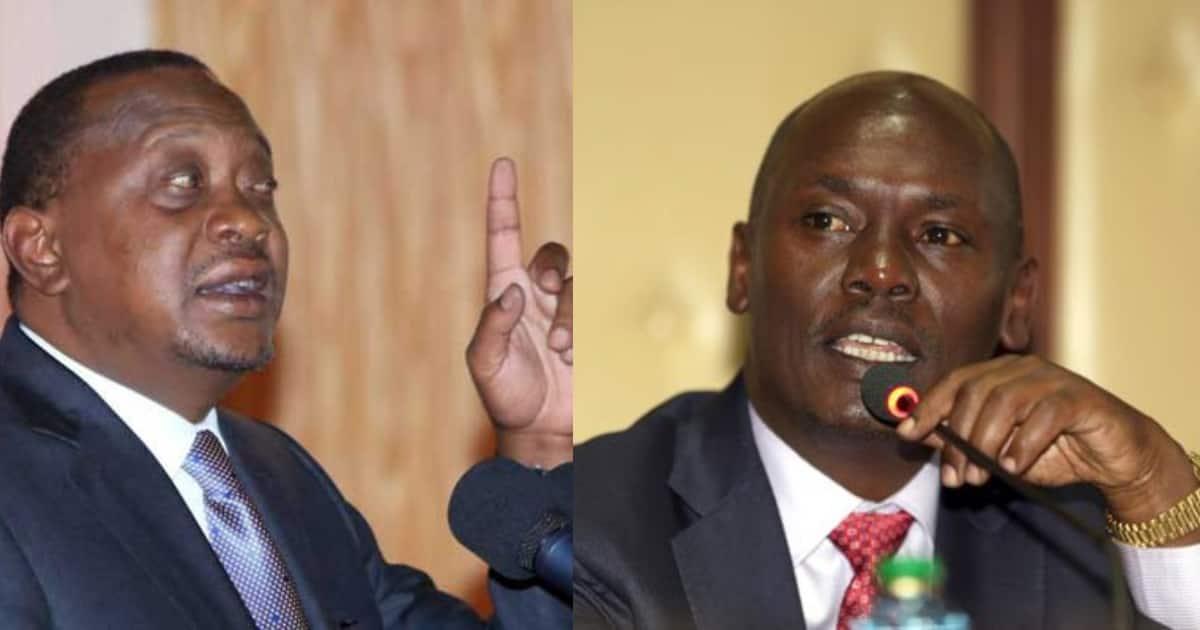 Huna Lingine Ila Kwenda Nyumbani, William Kabogo Asema Kuhusu Kustaafu kwa Uhuru ▷ Kenya News