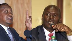 You Have No Choice but to Go Home, William Kabogo on Uhuru's Retirement