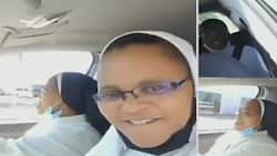 Catholic Nuns Dance to Kamba Song while Cruising in Car, Elicit Mixed Reactions