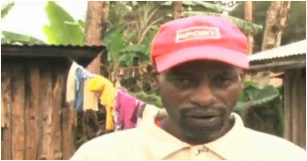 Struggling Nyeri couple willing to give away their children for free