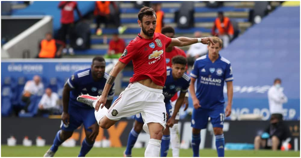 Champions League: Bruno Fernandes stunned after he learnt he will captain Man United vs PSG