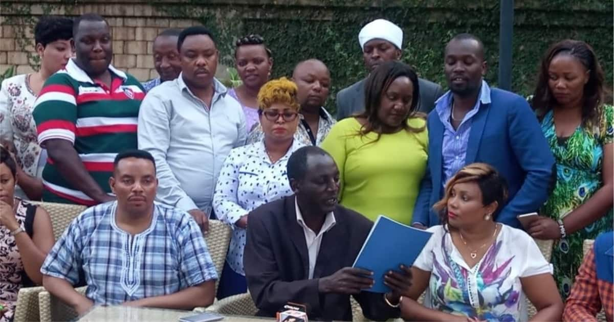 Central Kenya musicians form sacco to meet Uhuru after several failed attempts