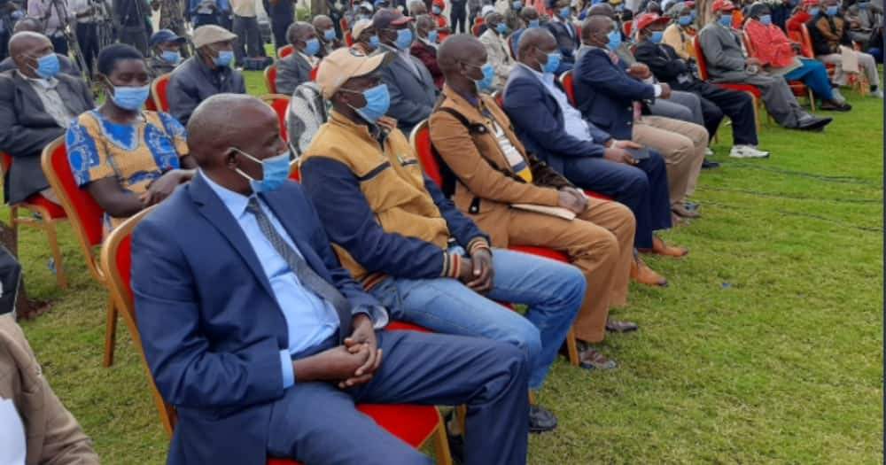 DCI boss George Kinoti denies reopening post-election violence cases