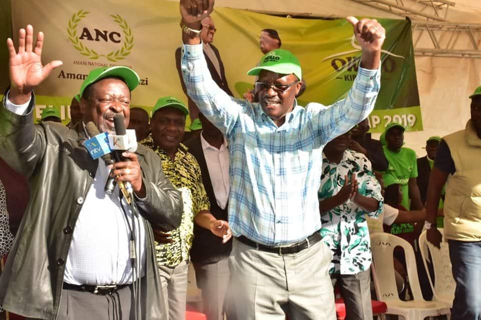Eliud Owalo aondoka katika chama cha ANC, akimbilia kambi ya DP Ruto