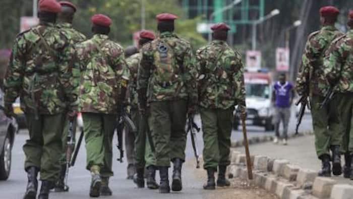 Oparesheni ya Kumsaka Afisa wa GSU Joseph Otieno Yaendelea