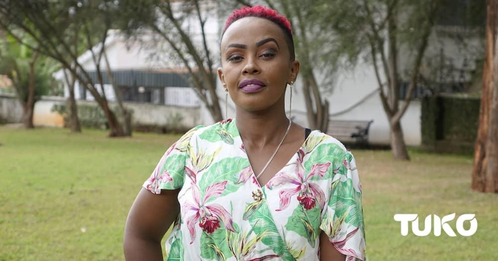 Mamake mrembo aliyedai kuwaambukiza wanaume ajitokeza na kudai ni mtoto mtundu