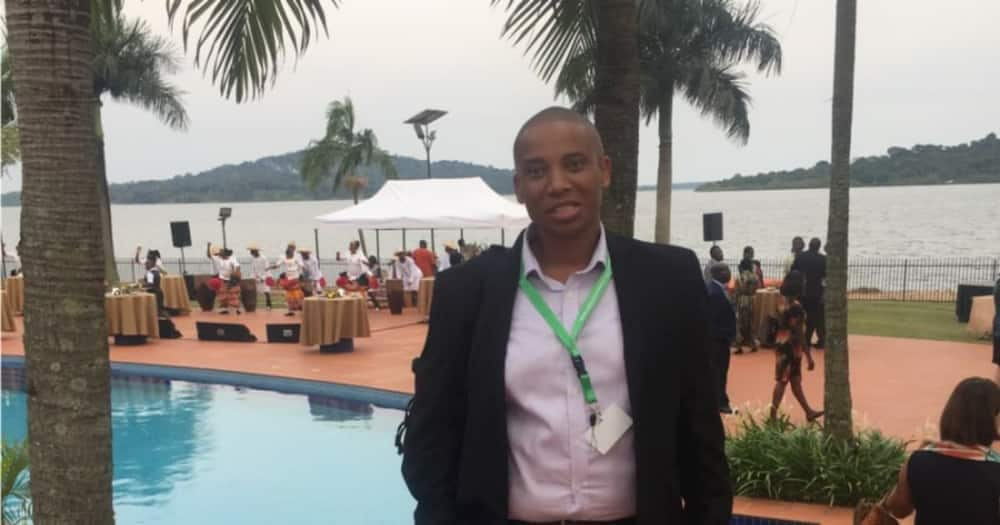 Tshepo Mazibuko turned hard work into a business