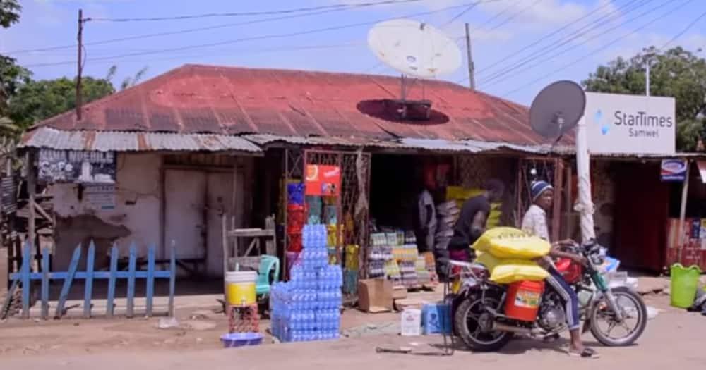 Woman who served John Magufuli food at her kibanda cries as she remembers him