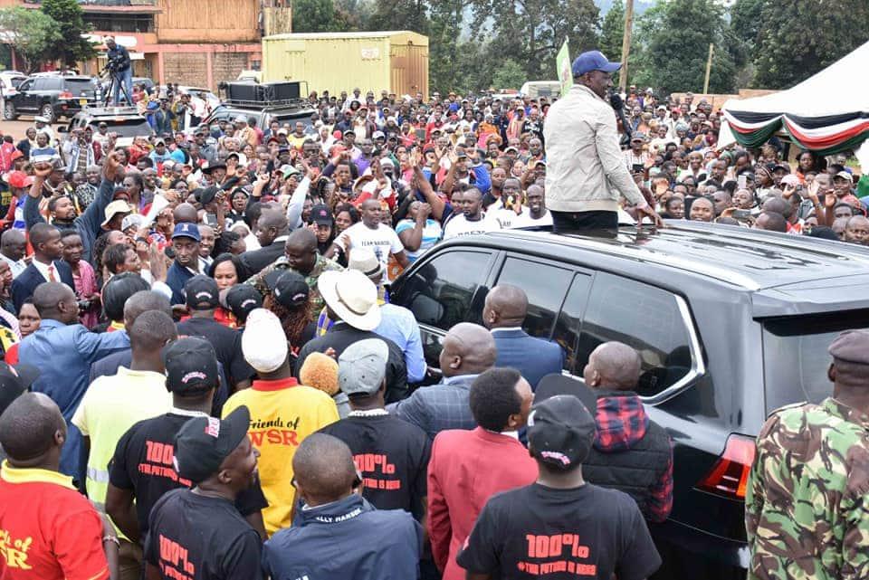 Askofu David Oginde atabiri Ruto, Raila watakuwa kambi moja 2022