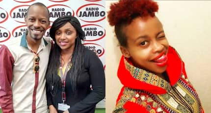 Comedian JB Masanduku claims radio girl Tina Kaggia tricked him into divorce