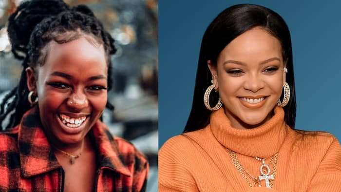 Elsa Majimbo Shares Intimate DM with Rihanna as They Quip About Spending Forever Together