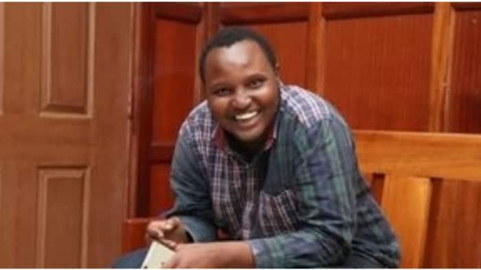 Mwanawe Ferdinand Waititu Aachiliwa Huru baada ya Kulipa Faini ya KSh 30,000