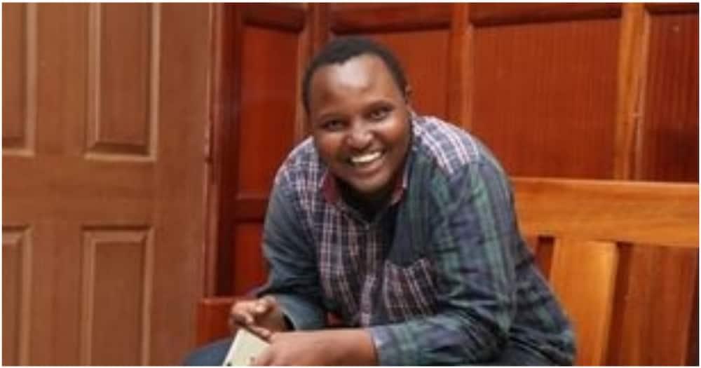 Ferdinand Waititu's son released from prison after raising KSh 30k fine