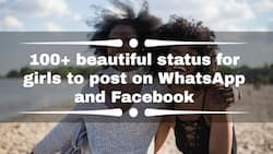 100+ beautiful status for girls to post on WhatsApp and Facebook