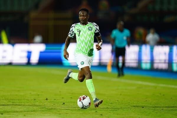 Jubilation As Top European Club Signs Super Eagles Captain Ahmed Musa