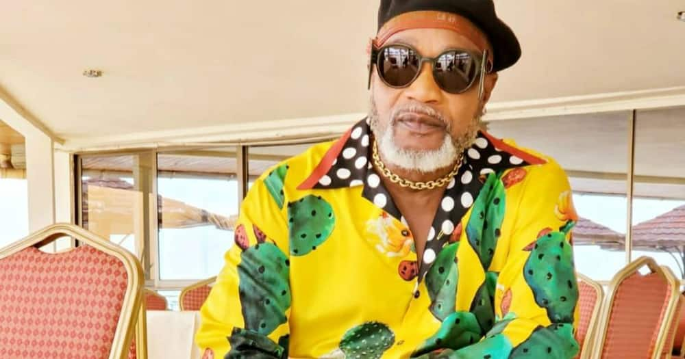 7 times Koffi Olomide has stepped out in unusual eye-catching outfits
