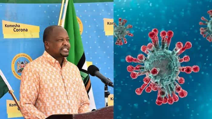 Watu wengine 467 wakutwa na maambukizi ya ya virusi vya Covid-19