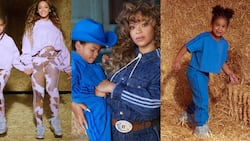 Beyoncé's Kids Steal the Show in New Campaign, Sporting New Clothing Line Ivy Park Kids Attire