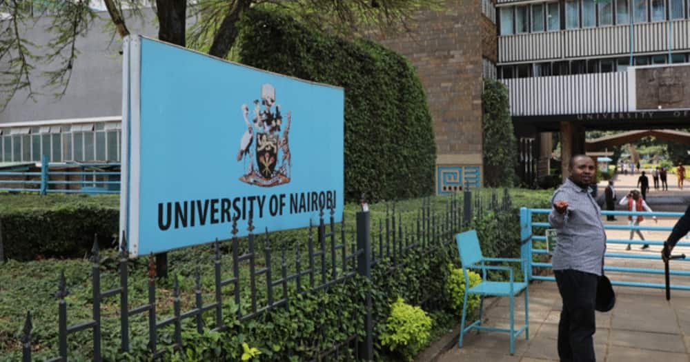 The students were admitted by UoN between 2009 and 2011. Photo: University of Nairobi.