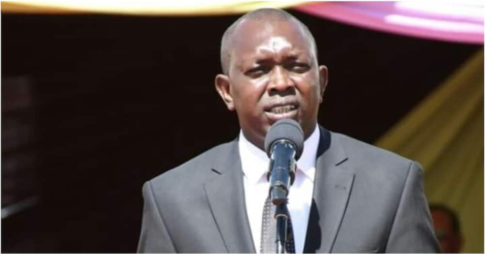 NCIC grills Ruto's ally Oscar Sudi over hate speech