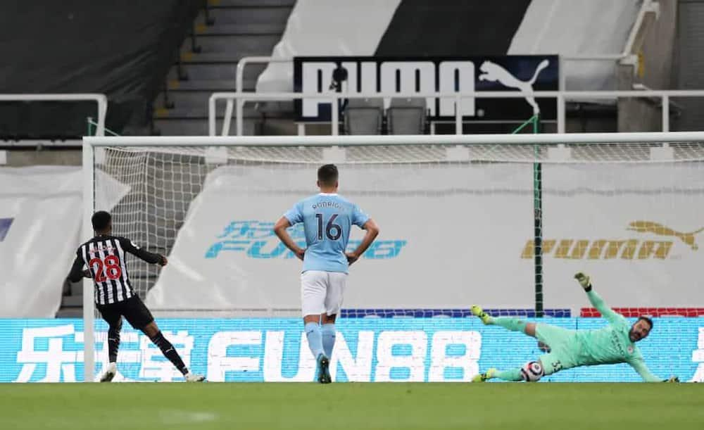 Ferran Torres Scores Hattrick as Man City Set New Premier League Record After Newcastle United Win