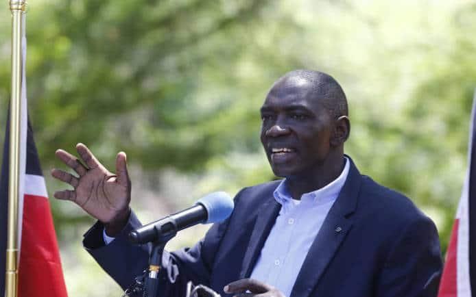 Serikali yasisitiza Miguna Miguna yuko huru kurejea Kenya