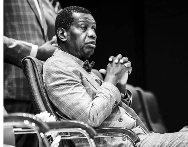 78-year-old prominent Nigerian clergy Adeboye says he is among the young people of the world, reveals 1 reason for this