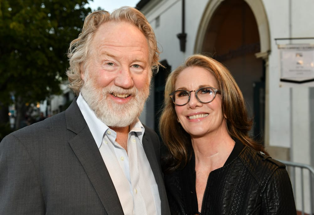 Timothy Busfield and Melissa Gilbert