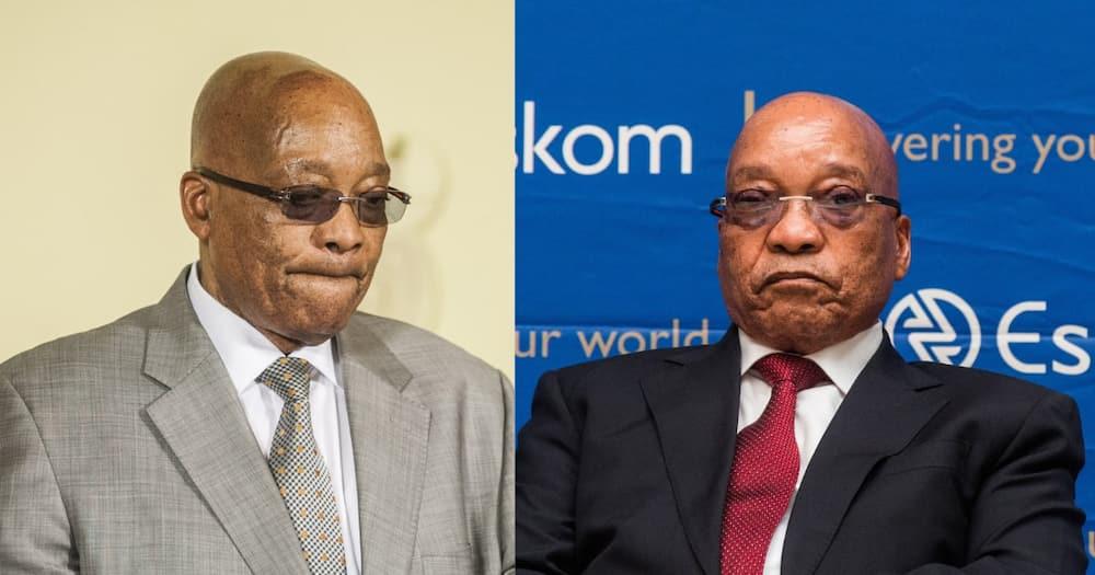 Former South African president Jacob Zuma. Photo: Waldo Swiegers/Bloomberg.