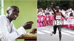 I Like Ugali: Eliud Kipchoge Speaks on Simple Diet that Helps Him Stay in Top Shape