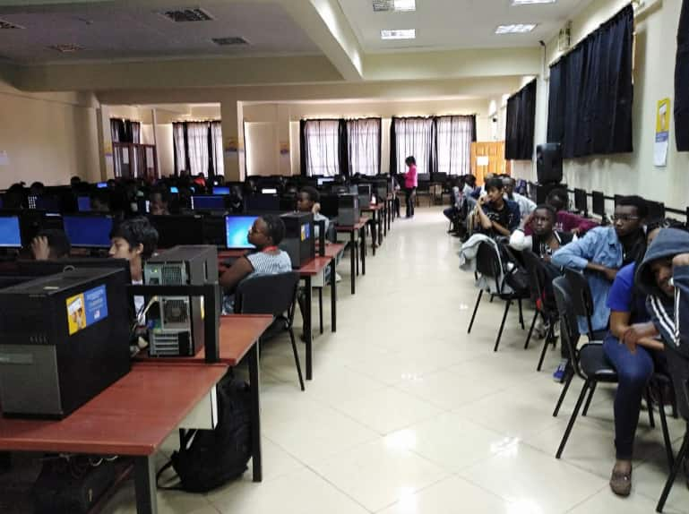 Moringa school courses