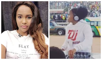 DJ Pierra Makena denies duping Kenyans with fake mixing during Jamhuri day festivities