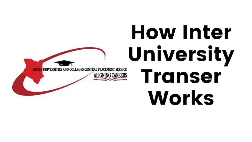 University application in Kenya