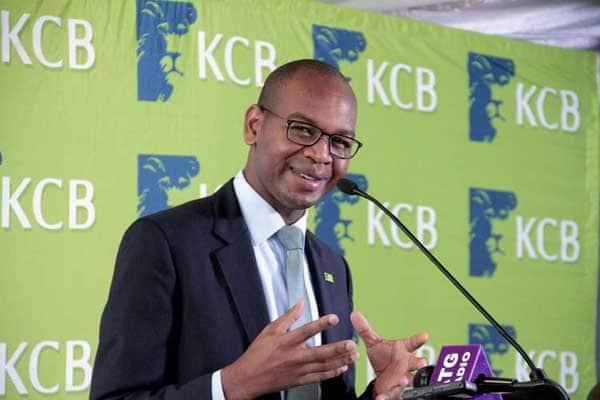 Joshua Oigara: KCB Group CEO's annual pay hits KSh 299 million