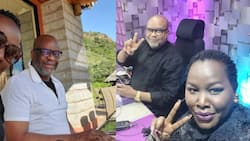 11 Heartwarming Photos of Emmy Kosgei, 62-Year-Old Hubby Serving Couple Goals